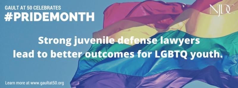 gault at 50 pride month