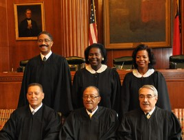 AA justices ceremony