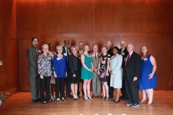 Defenders of Justice Awards Carolina Club Chapel Hill, NC June 8, 2018